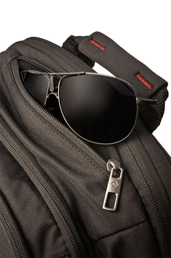 samsonite guardit. Bolsillo para gafas